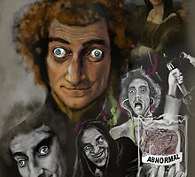 THE ABNORMALLY GOOD MARTY FELDMAN ! by Ray Jackson
