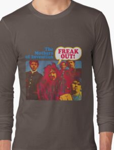 Zappa - Freak Out! Long Sleeve T-Shirt