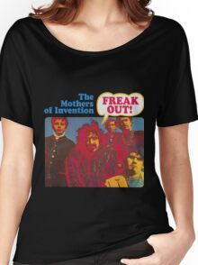 Zappa - Freak Out! Women's Relaxed Fit T-Shirt