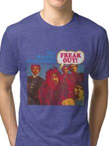 Zappa - Freak Out! Tri-blend T-Shirt