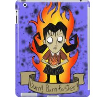 Willow, Don't starve iPad Case/Skin