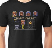 Streets of Rage 3 – Select Axel Unisex T-Shirt