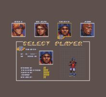 Streets of Rage 3 – Select Skate Baby Tee