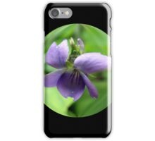 Roses are Red Violets are Blue iPhone Case/Skin