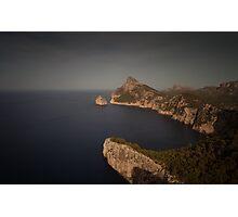 Cap de Formentor Photographic Print