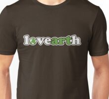 lovearth *green Unisex T-Shirt
