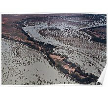 The Menindee Lakes Poster