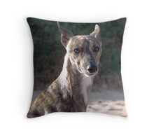 Oh Ruby Throw Pillow