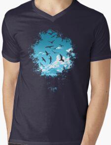 Glade special edition Mens V-Neck T-Shirt