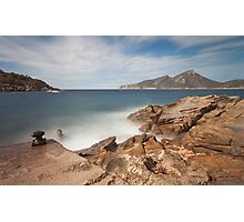 Sant Elm coast Photographic Print