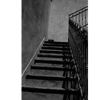 Hotel Staircase - Buenos Aires Photographic Print