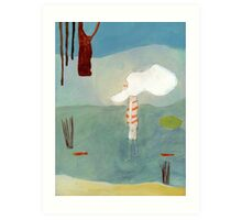 quilpo2 Art Print