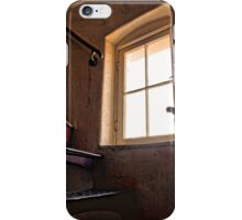 Lighthouse window iPhone Case/Skin