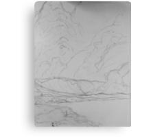 Primal Mist wip 1 Canvas Print