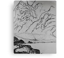 Primal Mist wip 2 Canvas Print