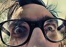 Hipster Man by Carol Knudsen