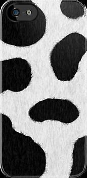 Cow Print by Alisdair Binning