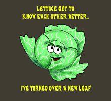 Lettuce Pick Up Lines... Unisex T-Shirt