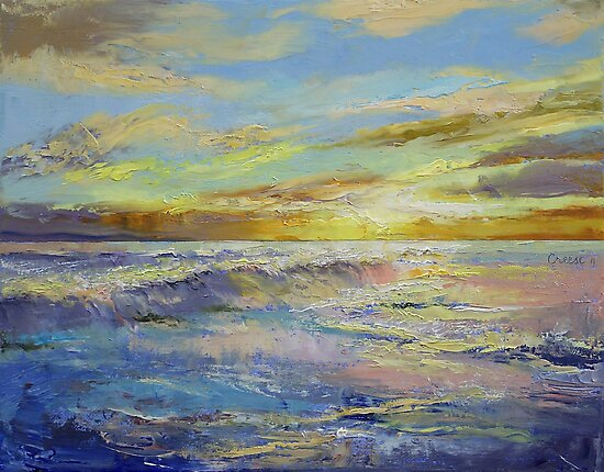 Florida Sunrise by Michael Creese