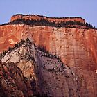 Zion - Towers of the Virgin by Ren-Photo