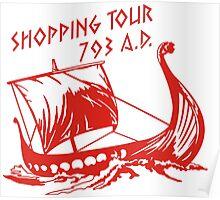 Viking Shopping Tour 793 Poster