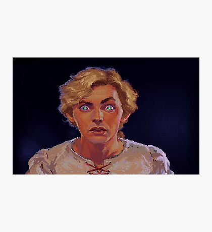Just Guybrush! (Monkey Island 1) Photographic Print