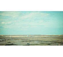 Norfolk marsh Photographic Print