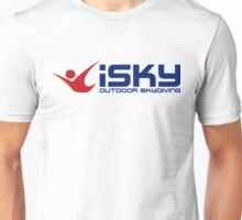 iSKY - outdoor skydiving Unisex T-Shirt