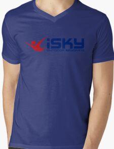 iSKY - outdoor skydiving Mens V-Neck T-Shirt