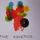 Five Ascetics by leunig