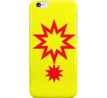 Red & Yellow Case iPhone Case/Skin