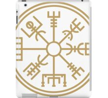 "Vegsvisir - the viking ""compass"" iPad Case/Skin"