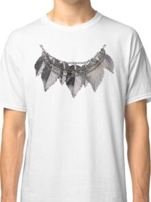 Feather Necklace Classic T-Shirt