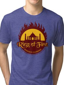 Ring of Fire Tri-blend T-Shirt