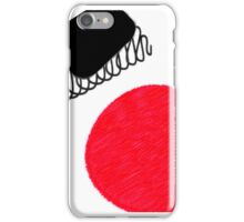 clown, iPhone case. iPhone Case/Skin