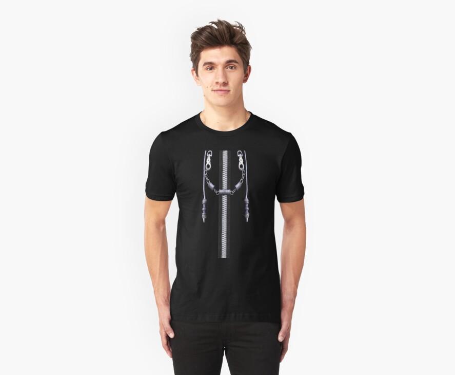 Organization XIII Cloak Shirt by jonmelnichenko