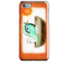 Nest Bird iPhone Case/Skin