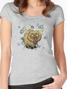 Beefalo, Don't Starve Women's Fitted Scoop T-Shirt