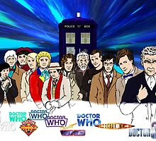 13 Doctors by kerchow