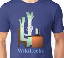 WikiLeeks Unisex T-Shirt