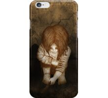Alone - Sepia iPhone Case/Skin