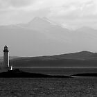 Mull - The Light The Guides The Way by Kevin Skinner