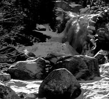 Alberta Falls by CrowningGlory