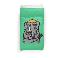 Spirit Elephant Duvet Cover