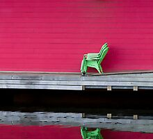 Muskoka Chairs by olga zamora