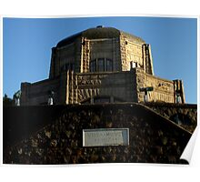 The Vista House Poster