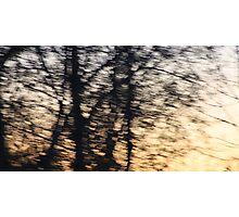 Streaks Photographic Print