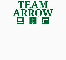 Team Arrow - Symbols w/ Text - Weapons Unisex T-Shirt
