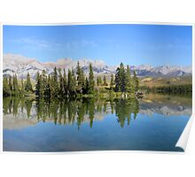 Talbot Lake,  Jasper National Park Poster