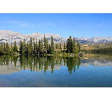 Talbot Lake,  Jasper National Park Photographic Print